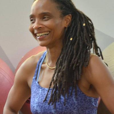 Livy, coach sportif et haltérophile